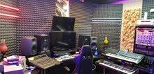 مؤسسة اعلاميه واستوديو تسجيل وتعليم موسيقى