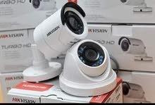 كاميرات مراقبة ولجهزة انذار