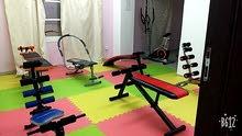 نادي رياضي نسائي - البريمي ، ارض جو