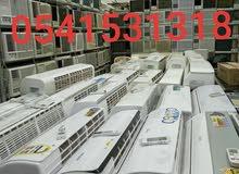 بيع مكيفات مستعمله و جديد ة مع التوصيل والتركيب والضمان 0541531318