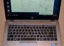 لابتوب hp core i7 الجيل الخامس والشاشة لمس