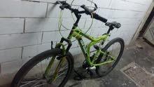 الدراجة  الهوائية  جيدا