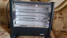 دفايه كهرباء simser تركى 1650 وات إستعمال جديد