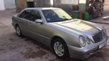 Mercedes E200 in excellent condition