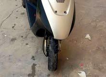 Used Suzuki motorbike up for sale in Basra