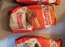 قهوة أمريكية Dunkin Donuts
