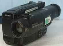 كاميرا سوني للبيع بحاله جيده