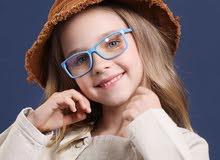 نظارات أطفال مرنة