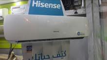 مكيفات Hisense الفل انفيرتر 1طن 350 شامل التركيب كفاله 5سنوات اغتنم الفرصه و حجز