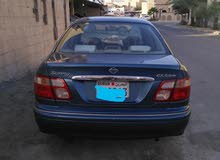 نيسان صني 2001 اللون ازرق
