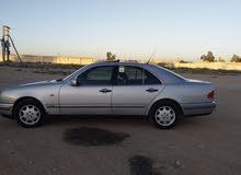 مرسيدس عوينات لون رصاصي ماشيه 170 محرك E230 محرك 111 محرك المليون السيارة فل