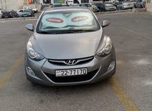 Hyundai Elantra 2012 - Automatic