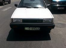 Manual Nissan 1988 for sale - Used - Amman city