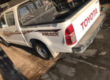 New condition Toyota Hilux 2013 with  km mileage