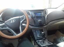 Gasoline Fuel/Power   Hyundai i40 2013