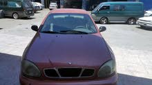 Daewoo Lanos 1997 For sale - Brown color