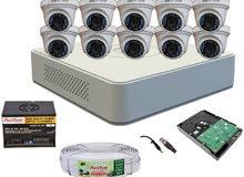 كاميرات مراقبة - العملاق للكمبيوتر -شارع الجامعة - قرب بنك الاسكان على بعد عشرة