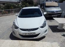 Hyundai Avante 2011 For sale - White color
