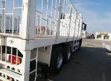 شاحنة فولفو 2005 سكس ويل سبرنج جير عادي والشاحنة بحاله جيده