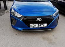 Hybrid Fuel/Power   Hyundai Ioniq 2016