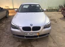 BMW 525!