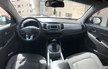 Automatic Kia Sportage 2012