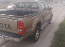 Gasoline Fuel/Power   Toyota Hilux 2008