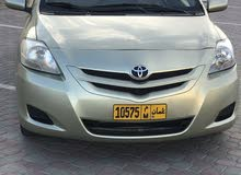 Toyota Yaris 2008 For sale - Yellow color