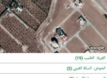 ارض 510 م الطنيب عشارع 40 م الرئيسي الموازي لطريق المطار