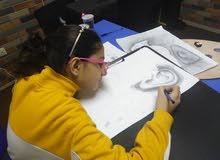 دورات تدريبية في تقنيات الرسم