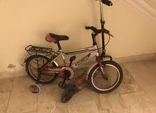 2 دراجه هوائية بحالة جيده للبيع