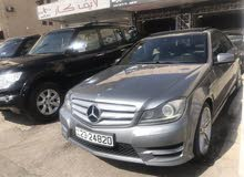 Mercedes Benz C 200 2013 For sale - Grey color