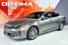 Good price Kia Optima rental