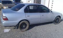 Grey Toyota Corolla 1994 for sale