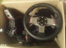 Logitech G27 steering wheel for sale