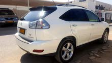 Used condition Lexus RX 2007 with 10,000 - 19,999 km mileage