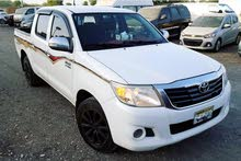 TOYOTA HILUX 2.7 MODEL 2015 BAHRAIN AGENCY {35686241}
