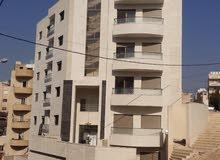 تملك شقة في منطقة ( ضاحية الاقصى ) مساحة_ 105 متر _  بلقرب من جمعية صرفند