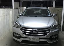 20,000 - 29,999 km Hyundai Santa Fe 2017 for sale
