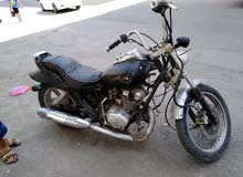 Used Harley Davidson motorbike is up for sale
