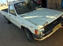 Manual White Toyota 1997 for sale
