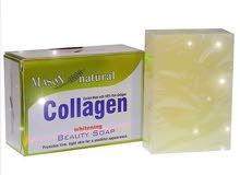 صابونه الكولاجين