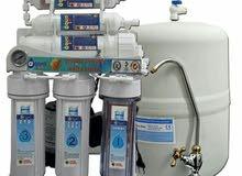 تسويق وبيع اجهزة فلاتر مياه منزلية