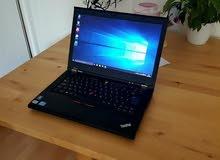 من أفضل الاجهزة الاستيراد*لاب توب ((Lenovo T420))للاستعمال الشخصي والمكتبي بروسيسور Core i5 جيل تالت