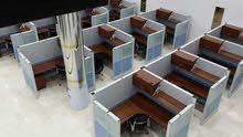 أثاث مكتبي متكامل