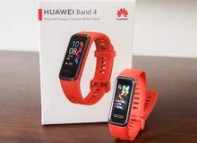 ساعة الذكيه هواوي باند 4 سوار اللياقة البدنية Huawei Band 4 متعدده الالوان