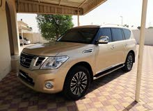 For sale Nissan Patrol car in Sharjah