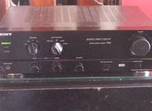 amplifier Sony