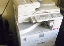 آلة تصوير اوراق بحالة جيدة للبيع بسعر مغري جدا للجادين فقط التواصل على 078029984