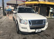 Used condition Ford Explorer 2010 with  km mileage